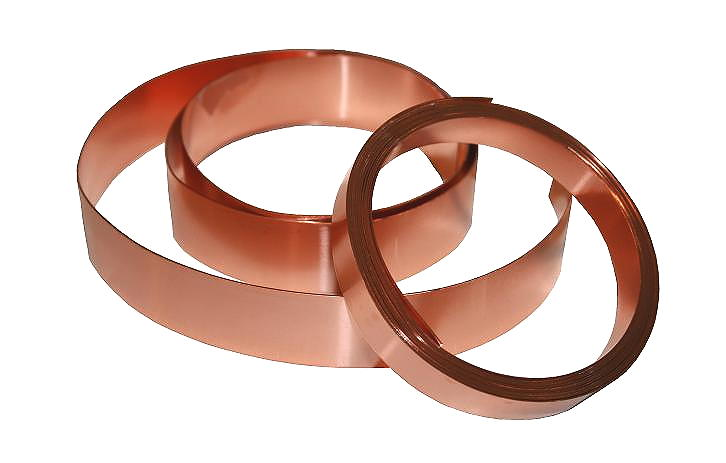 "20 Mil Copper Strip/ 2.00"" X 50'"