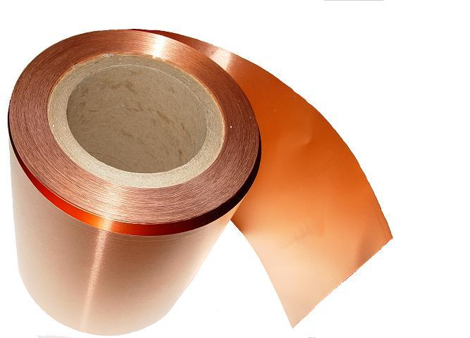 "6"" x 359'/3 Mil/25lb Copper Roll"