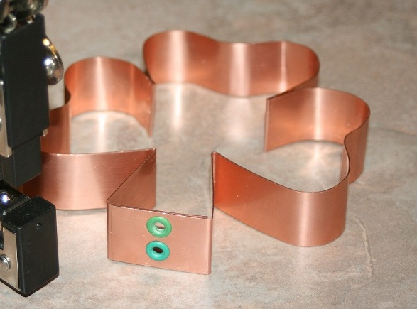 Copper Cookie Cutter Photos