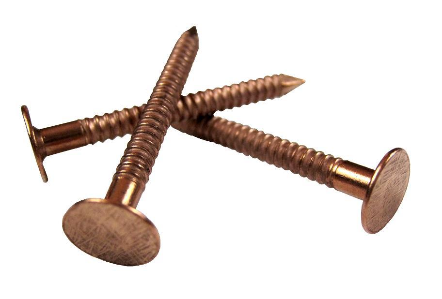 2 Inch Copper Nails-5 lbs.