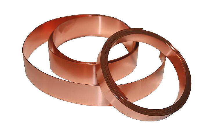 "10 Mil Copper Strip/  1"" X 100'"