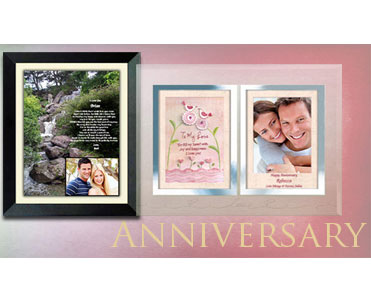 Anniversary Gifts & Poems