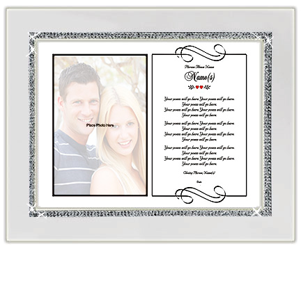 Your Poem In Beautiful Photo Frame