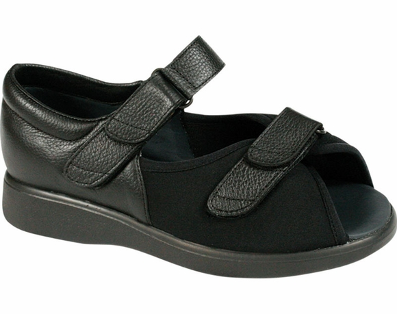 Comfortrite Women's Healing Sandal, Step Wise