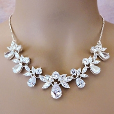 ATTRACTIVE ANGELS CZ CUBIC ZIRCONIA JEWELRY SET