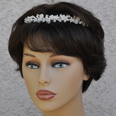 MINI PEARL RHINESTONE HEADBAND