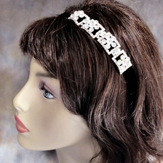 LOVE IS IN THE AIR RHINESTONE HEADBAND