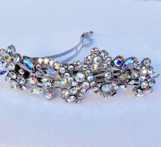 BEAUTIFUL YOU RHINESTONE HAIRCLIP
