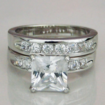 MIRACLE CZ RING - TEMP SOLD OUT