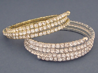 WRAP AROUND BRACELET - TEMP SOLD OUT OF SILVER