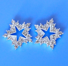 TWINKLE-TWINKLE CRYSTAL EARRINGS