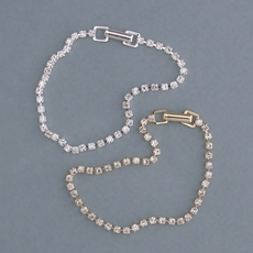 SIMPLE RHINESTONE BRACELET