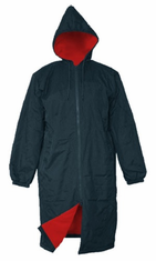 Adoretex Fleece Lined Black with Red Fleece Lining