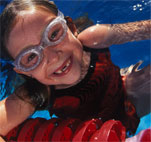 SPLASH! Swim Lessons from SPLASH! International at your pool or our outdoor pool (Summer only)