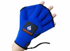 NEOPRENE FINGERLESS FORCE GLOVES