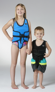 KID'S BIOENERGETICS WET VEST