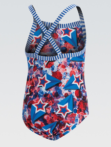 2019 Uglies Girls Liberty One-Piece Swimsuit