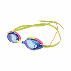 Dolfin Charger Blueberry Neon Racing Goggle