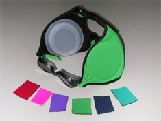 Ear Protector with Goggles