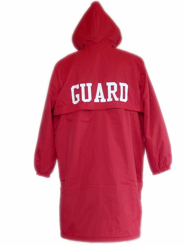 Adoretex Guard Team Parka with Black Lining 2020