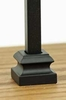 Small Flat Shoe for 1/2 inch sq. Balusters