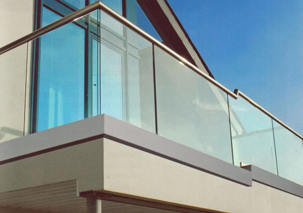Thank You For Your Order >> Aluminum U Channel for Glass Railing only $710.00 - U-Channel Glass Closing Insert