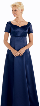 Harmonia<br>Satin Choir Dress