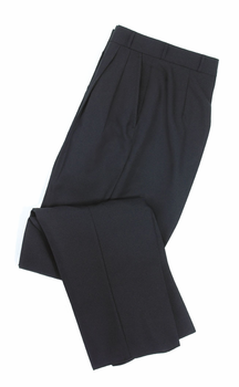 Cavalier Pleated Trousers