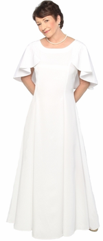 Kathryn<br>Crepe Back Satin Dulciana Dress
