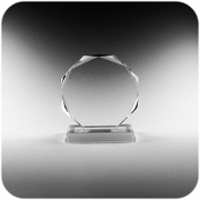 Crystal Awards (Round) (S)