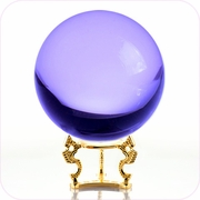 With Gold Plated Stand (L)