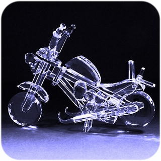 Crystal Motocycle