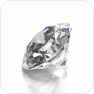 "Clear Crystal Diamond (4"") $19.96"
