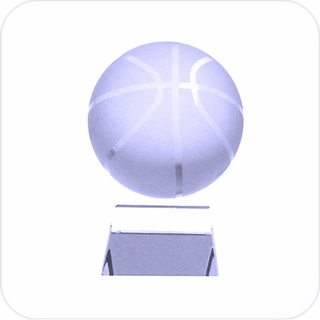 Crystal Basketball (S)