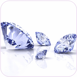Clear Crystal Diamond