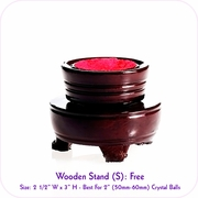 Wooden Stand (S)