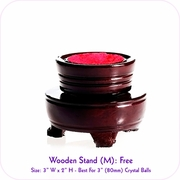 Wooden Stand (M)