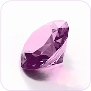 Pink Crystal Diamond