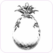 Facet Crystal Pineapple