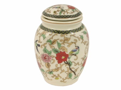 Design by Nature Tea Canister