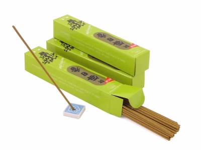 NEW Yuzu Scent Incense w/Holder