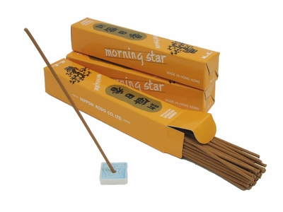 Amber Incense w/ Holder