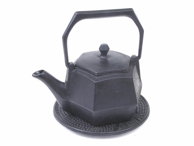 Hexagonal Teapot