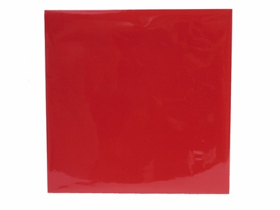 4-5/8 Inch Red Origami Paper