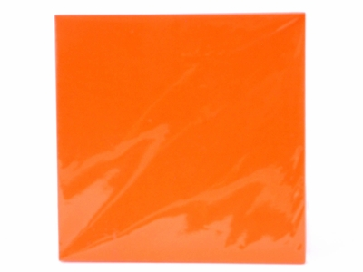 4-3/4 Inch Orange Color Origami Papers