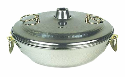 Stainless Steel Shabu-Shabu Pan