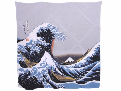 Nami Hura Fuji- The Wave Furoshki