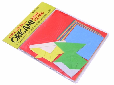 Large/Small Origami Paper Set I