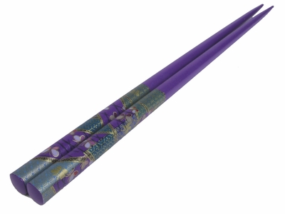 Butterfly Purple Chopsticks