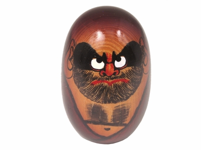 Large Lucky Japanese Daruma Doll